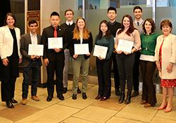 Photo of 2017 EAN Award winners